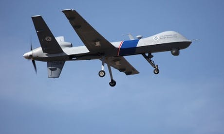 DHS Borrowed Drone