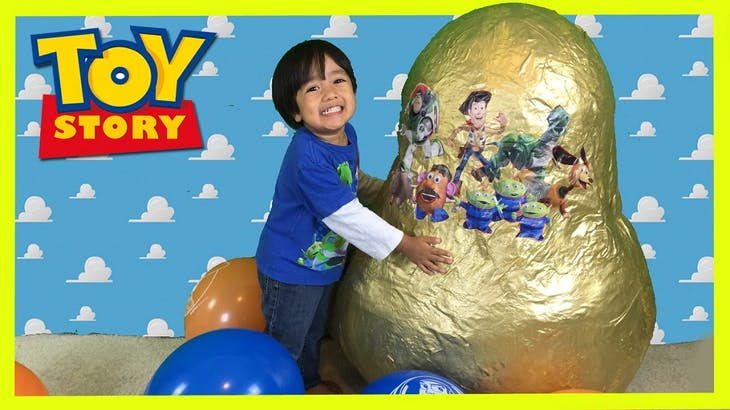 Photo Credit:Ryan ToysReview