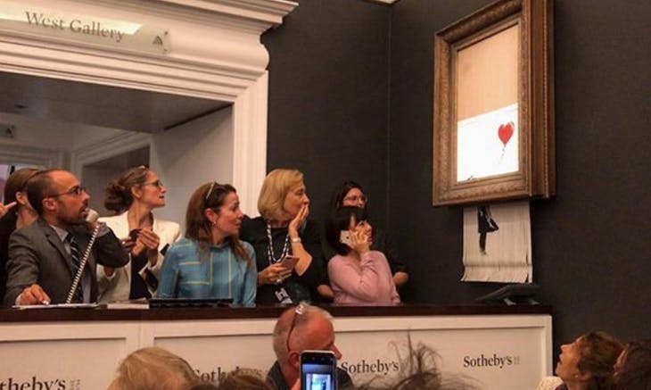 Photo Credit: Banksy on Instagram