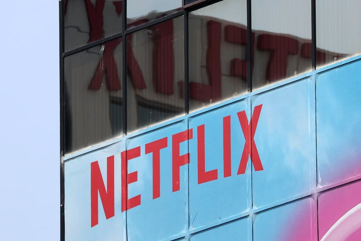 Netflix。Photo Credit:Reuters