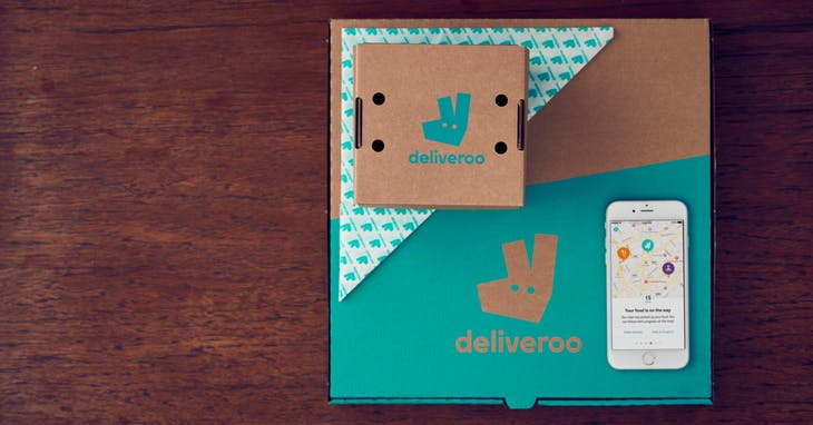 Photo Credit: Deliveroo