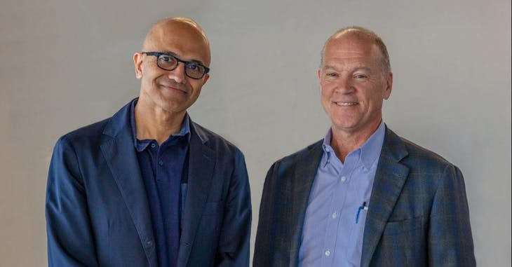 "<a href=""https://news.microsoft.com/2019/07/17/att-and-microsoft-announce-a-strategic-alliance-to-deliver-innovation-with-cloud-ai-and-5g/"" target=""_blank"">Microsoft</a>"